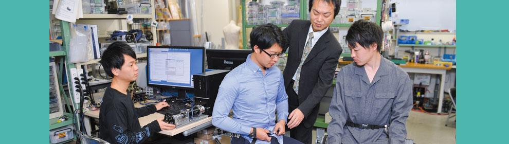 九州工業大学工学部機械知用工学科